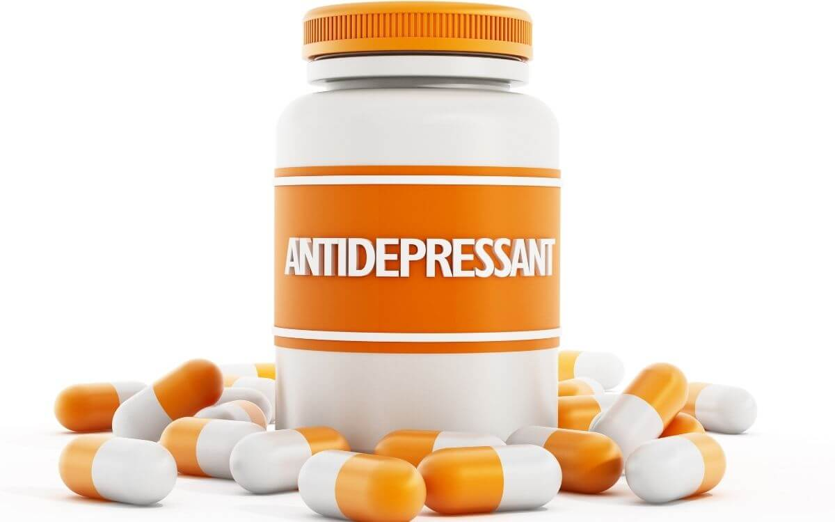 Are antidepressants safe horizontal