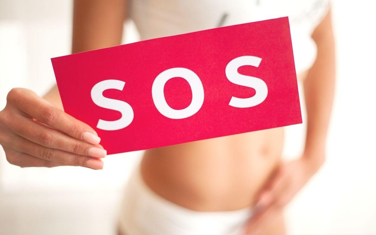 What do heavy periods mean