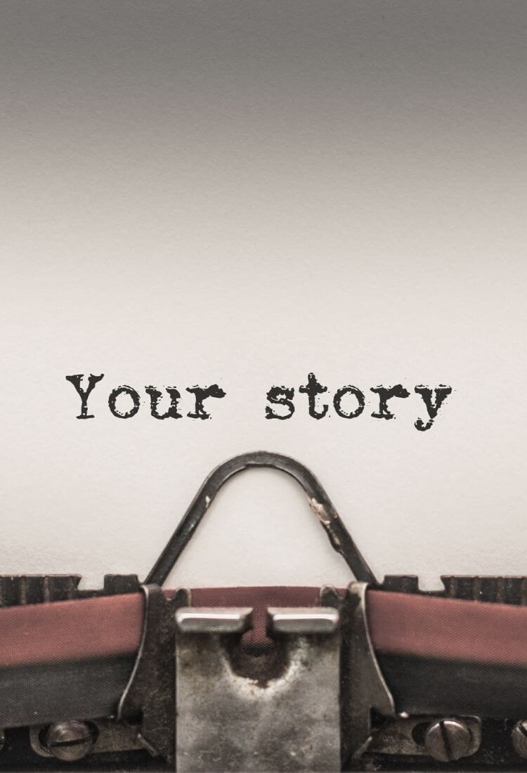 Your story vertical