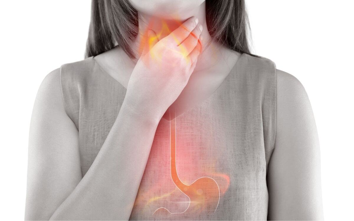 Heartburn and acid reflux page