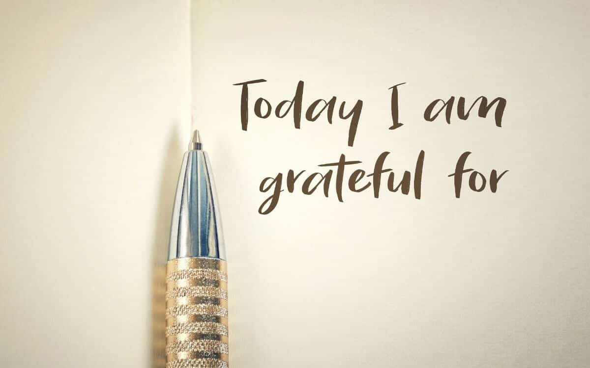 Gratitude eases the stress of caregiving partners