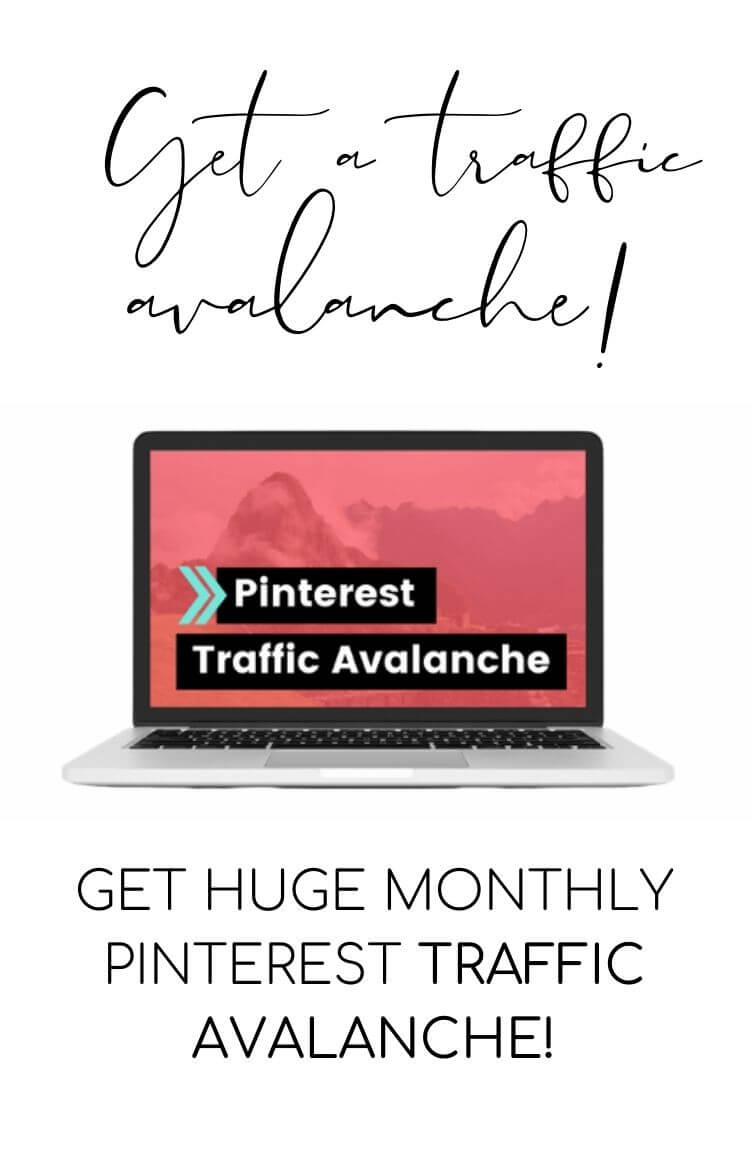 Get a traffic avalanche
