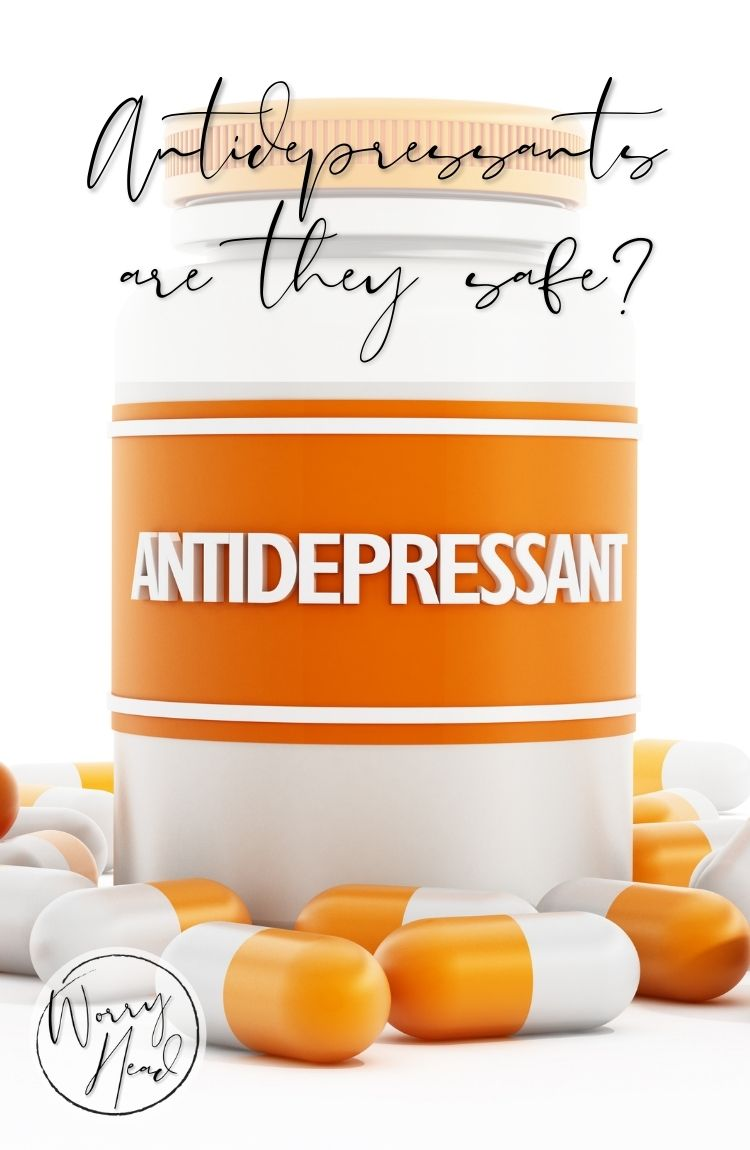 Are antidepressants safe pin