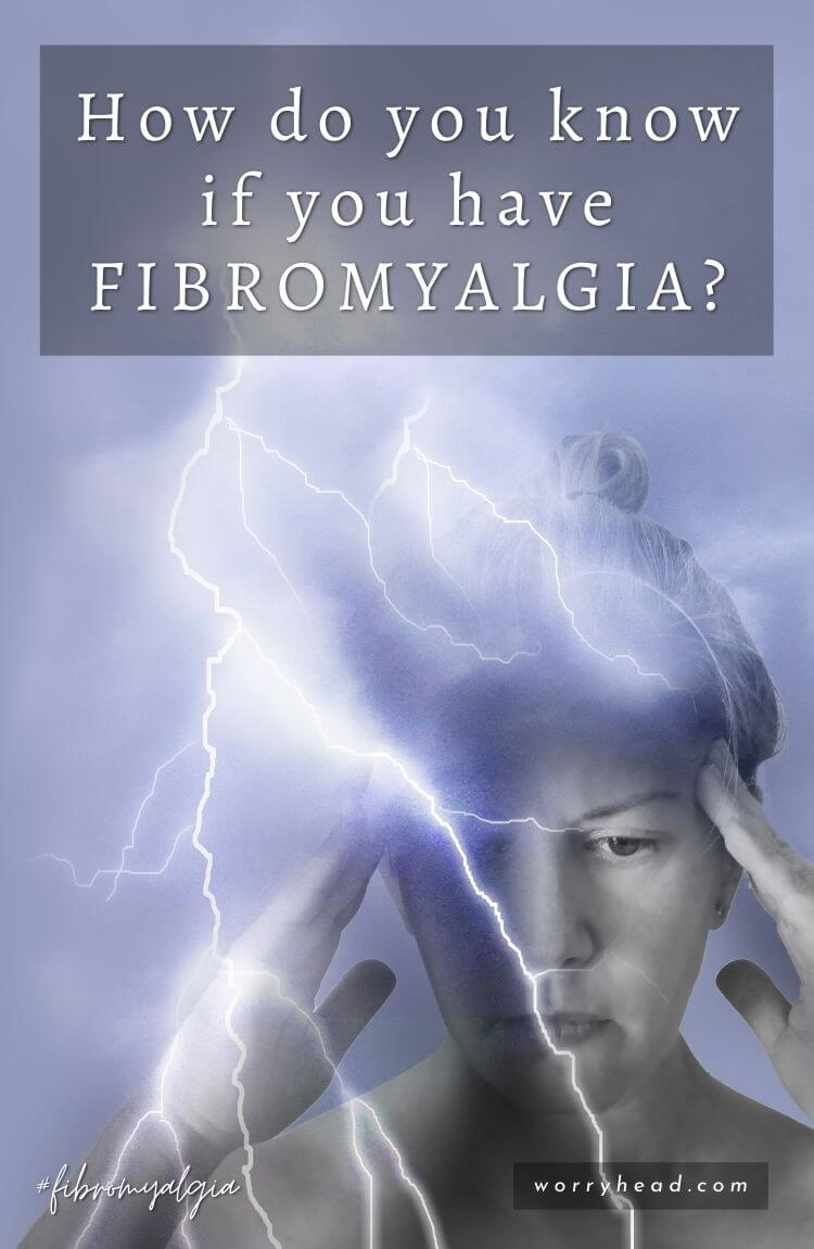 How do you know if you have fibromyalgia pin